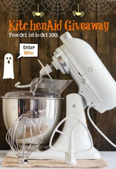 KitchenAid Giveaway | mommyshomecooking.com