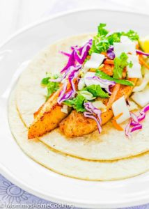 Spicy Fish Tacos | Mommy's Home Cooking