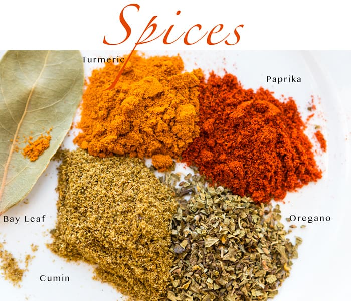 Spices | mommyshomecooking.com