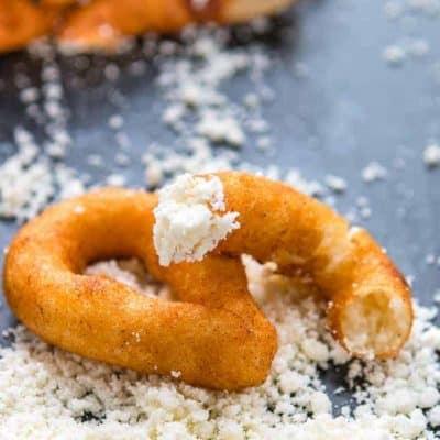 Venezuelan Sweet Corn Fritters