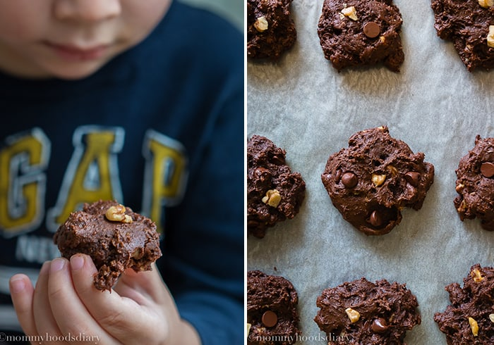 Chocolate-Cookies-Collage