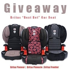 "Britax ""Best Bet"" Car Seat Giveaway"