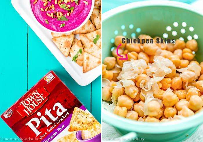 Roasted-Beet-Garlic-Hummus-Collage