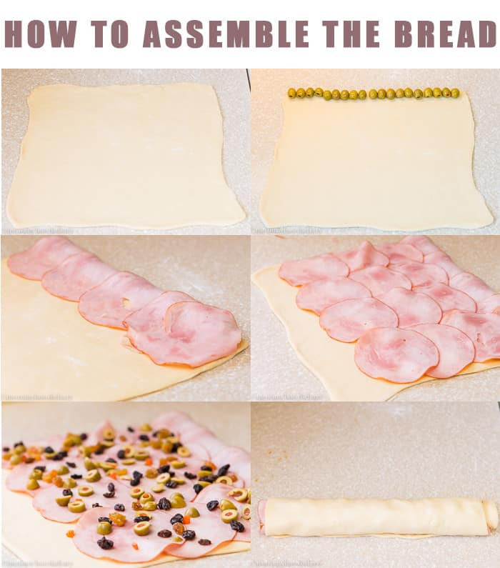 Venezuelan Traditional Ham Bread | Mommyhood's Diary