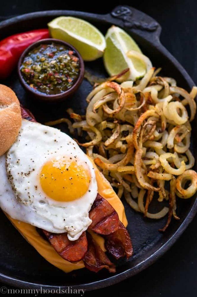 Bacon Choripan-4
