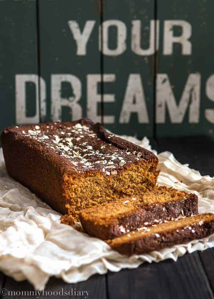 Black Tea Cinnamon Bread | Mommyhood's Diary