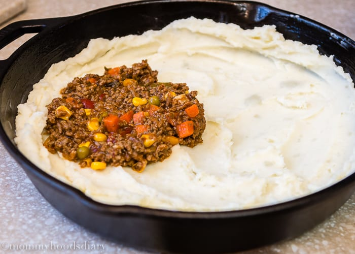 Shepherd's Pie ... my way! | Mommyhood's Diary