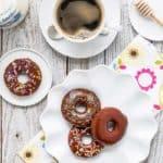 Rosquillas de Chocolate para Pascuas - Sin Huevo-2