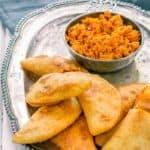 Venezuelan Cazon Empanadas | Mommyhood's Diary