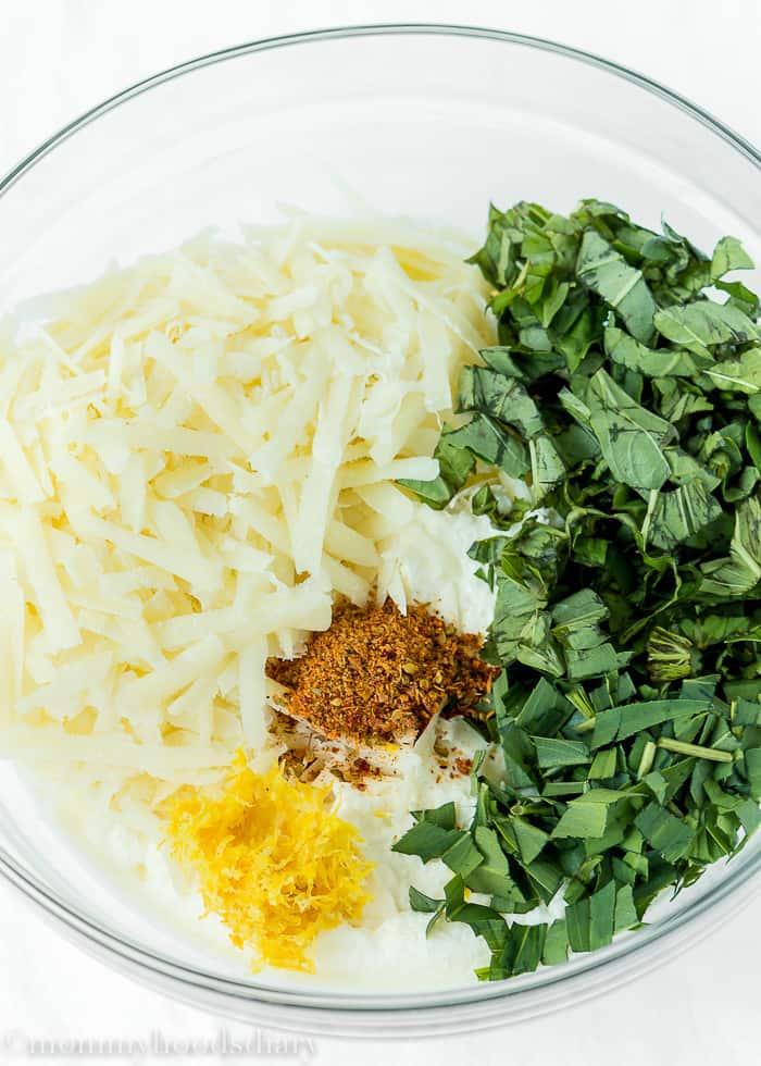 Lasagna Zucchini Rolls-7