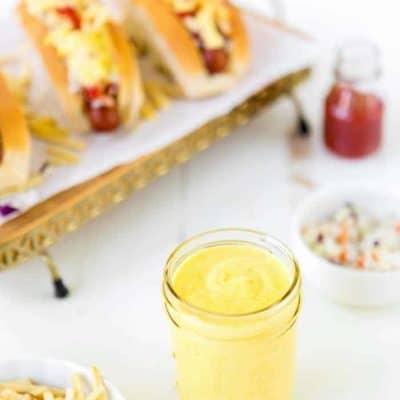 Venezuelan Sweet Corn Sauce