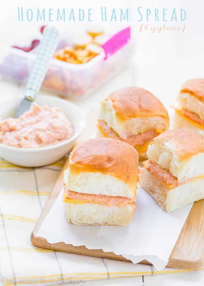 Homemade Ham Spread | Mommyhood's Diary