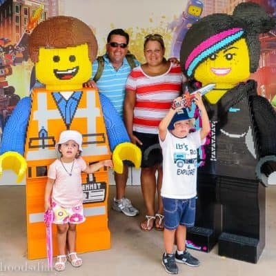 Making Memories at Legoland Florida
