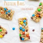 No Bake Protein Bars | Mommyhood's Diary