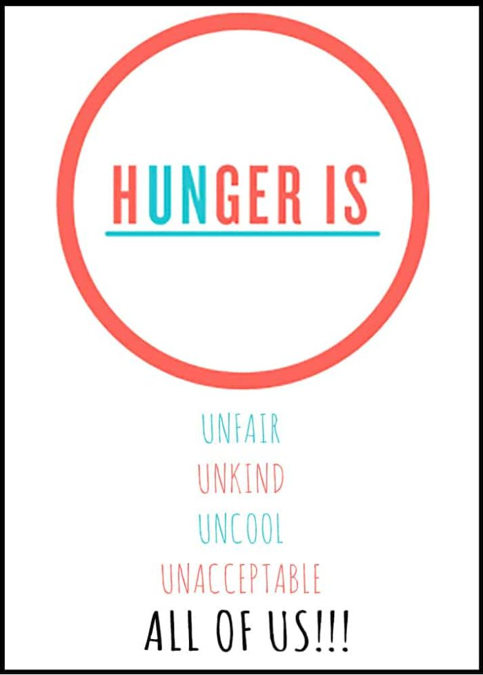 HUNGER-IS