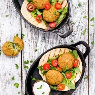 How to Make Falafel [the quick way]