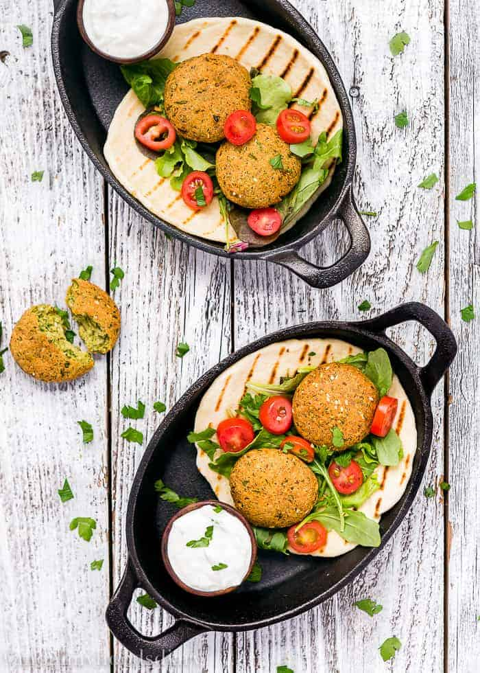 How to Make Falafel [the quick way] - Mommy's Home Cooking