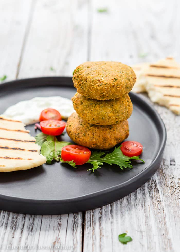 Learn How to Make Falafel. Who needs take out when you can make a delicious Falafel at home? Simple and flavorful!! https://mommyshomecooking.com