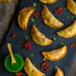 Mini Spicy Pork Chorizo Empanadas | Mommyhood's Diary