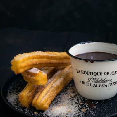 Easy Homemade Churros [Video]