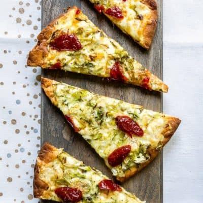 Holiday Easy Pizza | Mommyhood's Diary