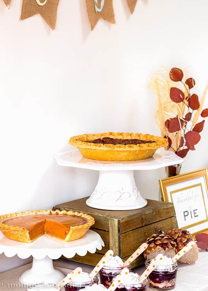 Pie Dessert Table Ideas-14