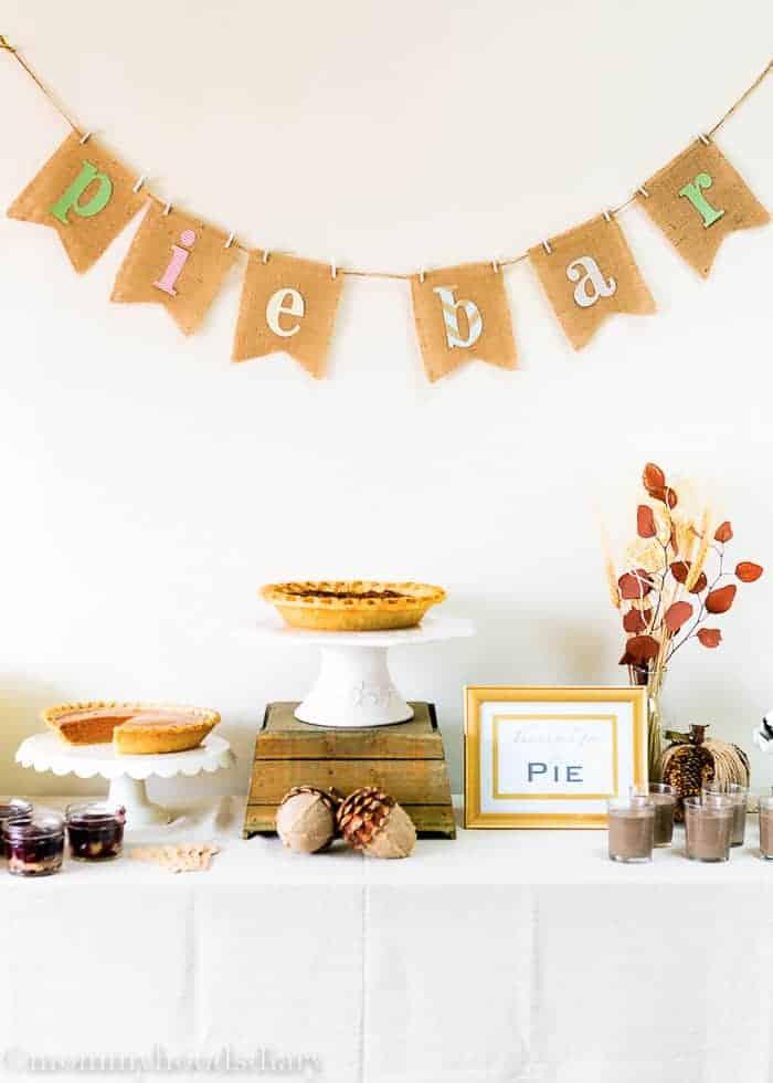 Pie Dessert Table Ideas-3
