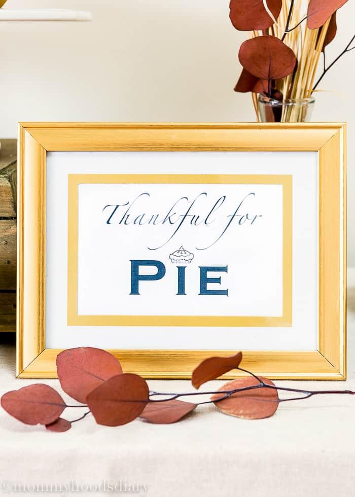 Pie Dessert Table Ideas-7