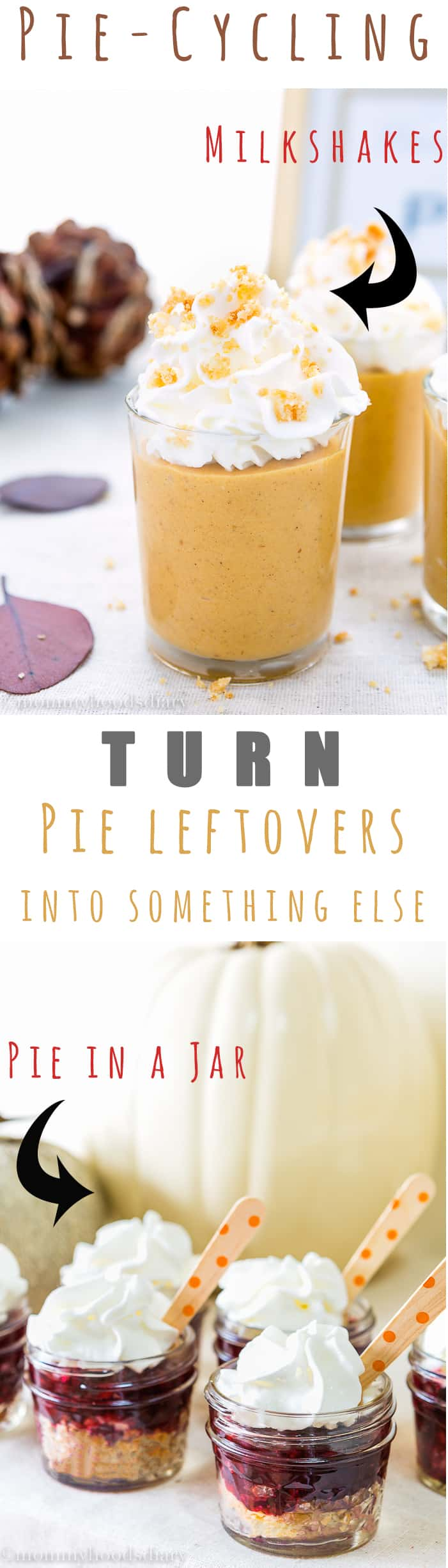 Pie-Cycling | Mommyhood's Diary