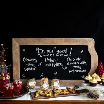 Simple Party Ideas and Holiday Entertaining