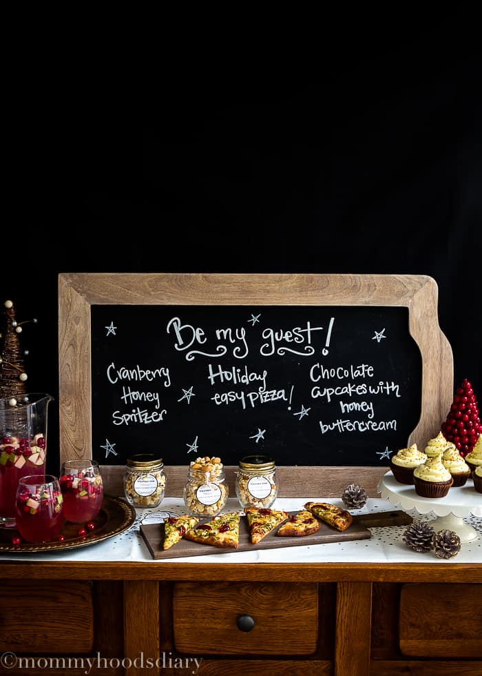 Simple Party Ideas and Holiday Entertaining | Mommyhood's Diary