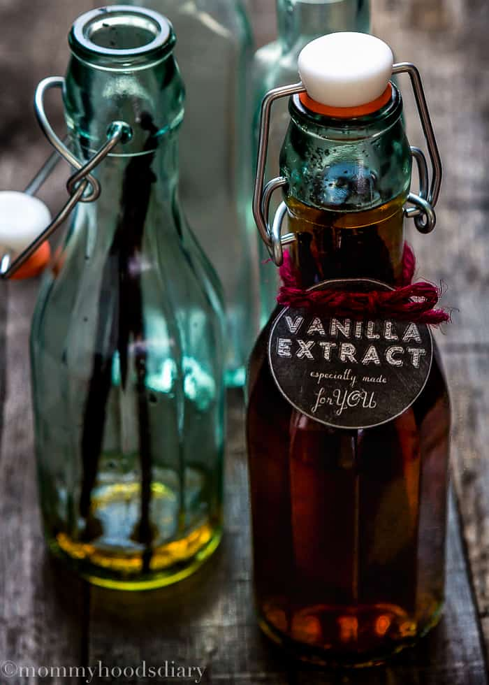 How to Make Vanilla Extract at Home-12