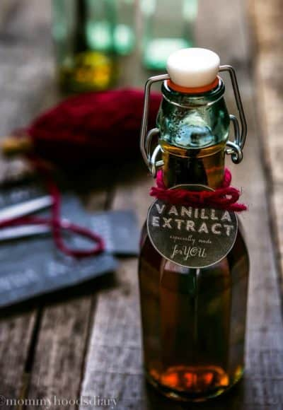 How to Make Vanilla Extract at Home | Mommyhood's Diary