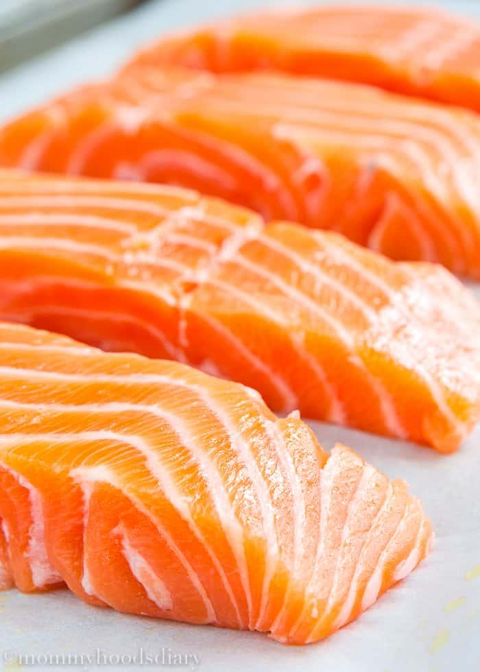 Skinny Glazed Salmon-8