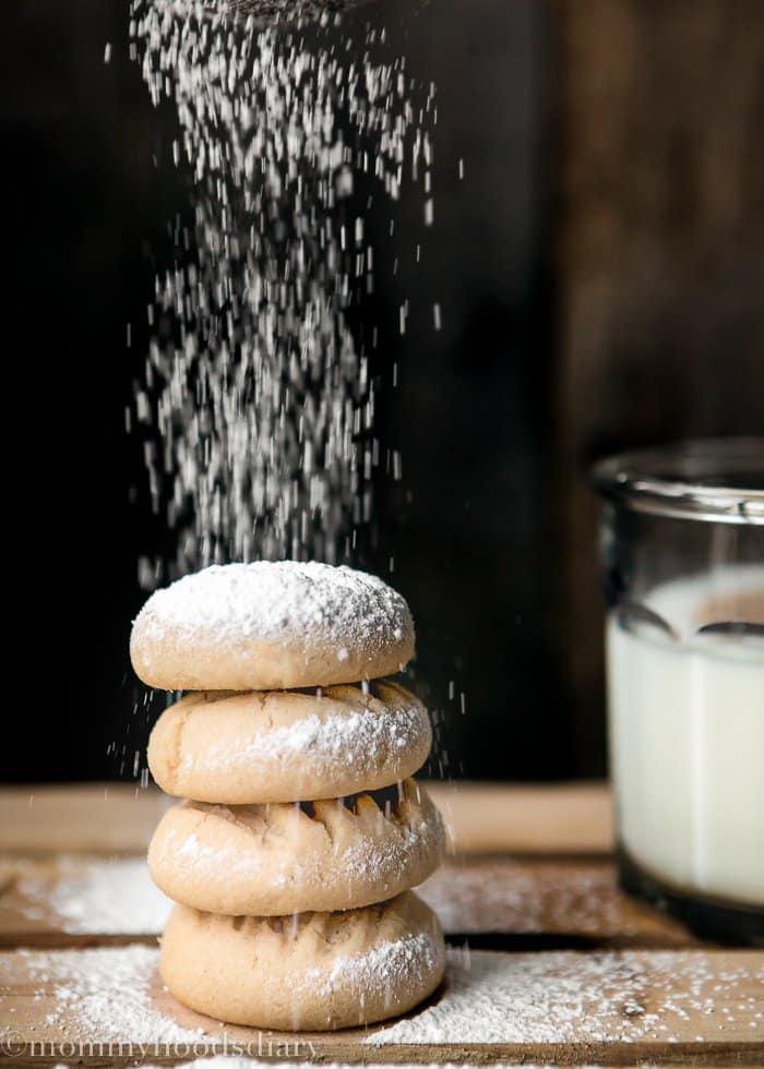Venezuelan Polvorosas Cookies-11
