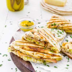 Cuban Quesadillas | Mommy's Home Cooking
