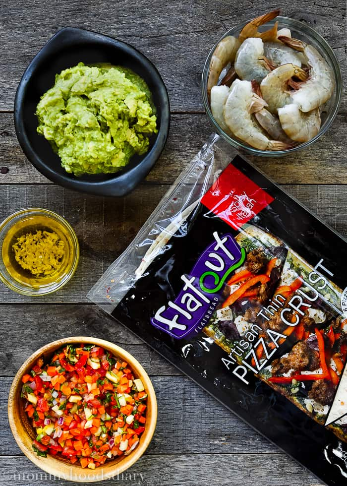 Mexican Crispy Shrimp Bruschettas-3