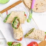 Loaded Reina Pepiada Wraps | Mommyhood's Diary