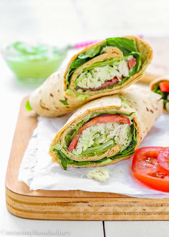 Loaded Reina Pepiada Wraps-4