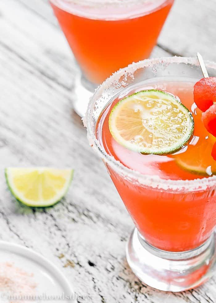 Watermelon Summer Splash Cocktail-8