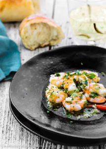 Spanish Style Garlic Shrimp | Mommy's Home Cooking