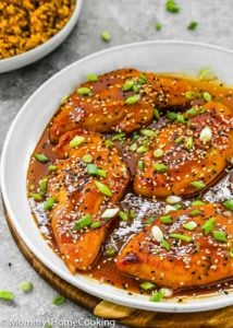 Easy Asian-Style Chicken Breasts | Mommy's Home Cooking