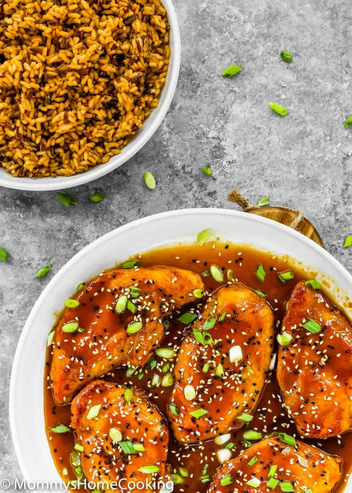 Easy Asian-Style Chicken Breasts-2