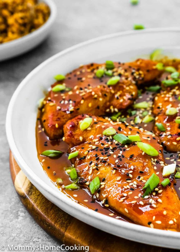Easy Asian-Style Chicken Breasts-4