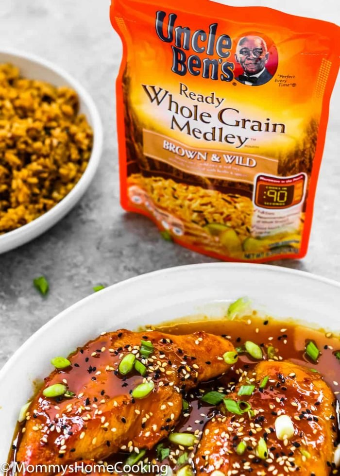 Easy Asian-Style Chicken Breasts-7