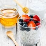 Honey Coconut Chia Pudding | Mommy's Home Cooking