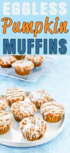 Eggless Pumpkin Muffins | Mommy's Home Cooking