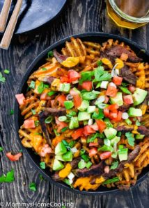 Carne Asada Fries Nachos | Mommy's Home Cooking