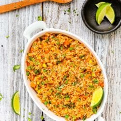 Easy Mexican Rice | Mommy's Home Cooking