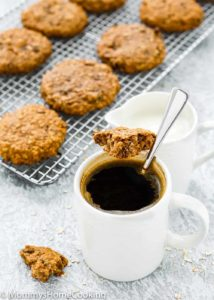 Eggless Oat Breakfast Cookies | Mommy's Home Cooking